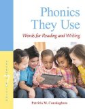 Phonics They Use Words for Reading and Writing 7th 2017 9780134255187 Front Cover