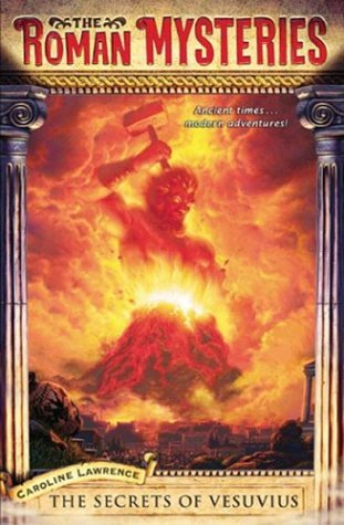 Roman Mysteries #2: Secrets of Vesuvius Secrets of Vesuvius N/A 9780142401187 Front Cover
