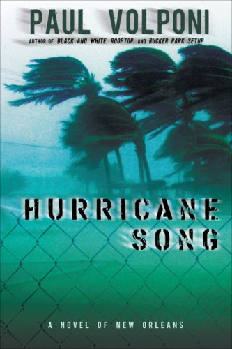 Hurricane Song  N/A edition cover