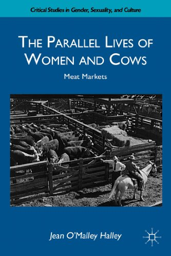 Parallel Lives of Women and Cows Meat Markets  2012 9780230115187 Front Cover