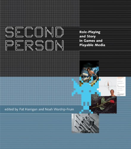 Second Person Role-Playing and Story in Games and Playable Media  2010 edition cover
