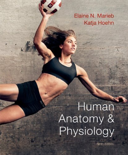 Human Anatomy and Physiology  9th 2013 edition cover