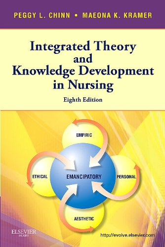 Integrated Theory and Knowledge Development in Nursing  8th 2011 edition cover