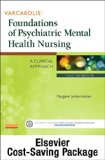 Varcarolis' Foundations of Psychiatric Mental Health Nursing - Text and Elsevier Adaptive Learning Package  7th edition cover