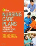 Nursing Care Plans Diagnoses, Interventions, and Outcomes 9th 2018 9780323428187 Front Cover