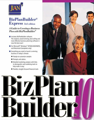 BizPlanBuilder� Express A Guide to Creating a Business Plan 3rd 2007 (Revised) edition cover