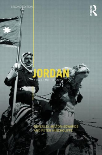 Jordan A Hashemite Legacy 2nd 2009 (Revised) 9780415457187 Front Cover