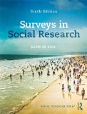 Surveys in Social Research  6th 2014 (Revised) edition cover