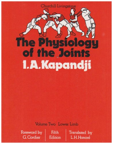 Physiology of the Joints  5th 1987 (Revised) edition cover