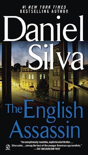 English Assassin  Reprint edition cover