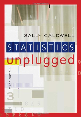 Statistics Unplugged  3rd 2010 edition cover