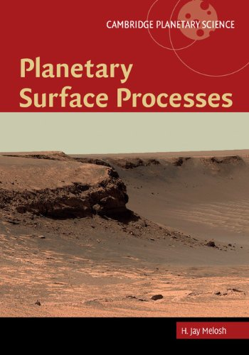 Planetary Surface Processes   2011 edition cover
