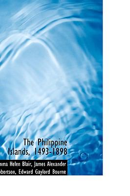 The Philippine Islands, 1493-1898:   2008 edition cover