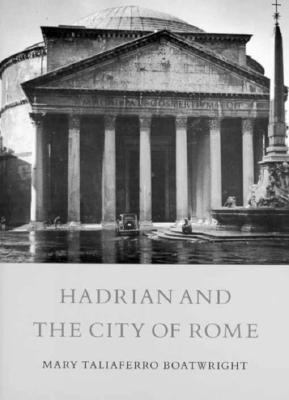 Hadrian and the City of Rome   1987 edition cover