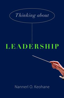 Thinking about Leadership   2013 edition cover