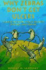Why Zebras Don't Get Ulcers An Updated Guide to Stress, Stress-Related Diseases, and Coping 1st edition cover