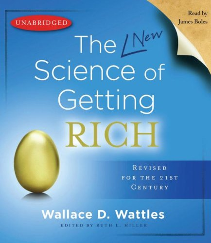 The Science of Getting Rich:  2008 edition cover