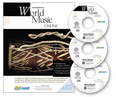 Introduction to World Music Online   2008 (Revised) edition cover