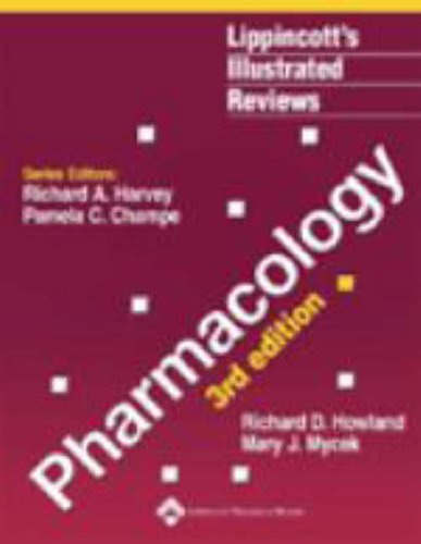 Pharmacology  3rd 2006 (Revised) 9780781741187 Front Cover