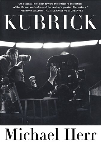 Kubrick  Reprint  edition cover
