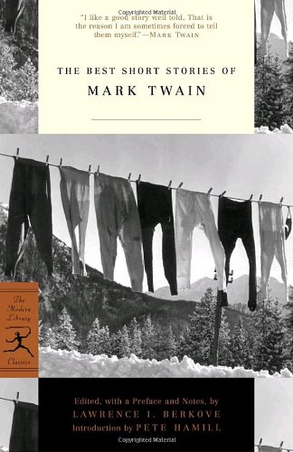 Best Short Stories of Mark Twain   2004 edition cover