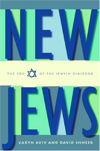 New Jews The End of the Jewish Diaspora  2005 edition cover