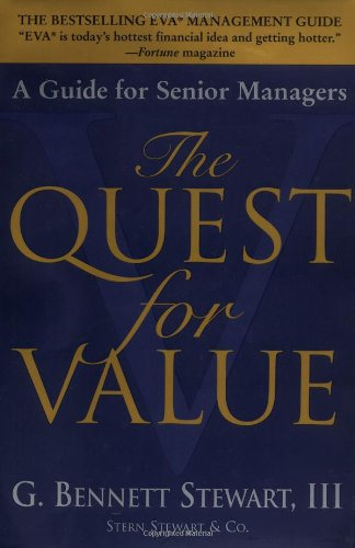 Quest for Value   1999 edition cover