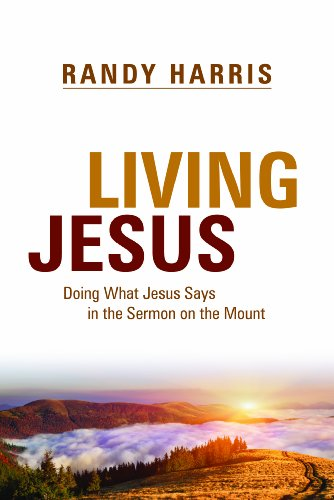 Living Jesus Doing What Jesus Says in the Semon on the Mount N/A edition cover