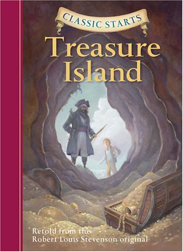 Treasure Island   2004 9781402713187 Front Cover
