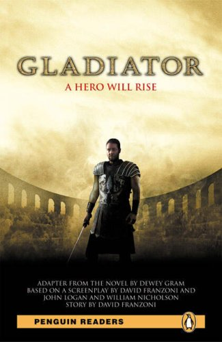 Gladiator A Hero Will Rise 2nd 2009 edition cover
