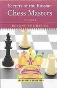 Secrets of the Russian Chess Masters: Beyond the Basics  2008 edition cover