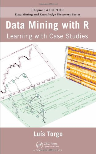 Data Mining with R Learning with Case Studies  2010 edition cover