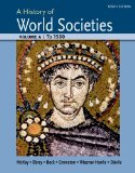 A History of World Societies: To 1500  2014 edition cover