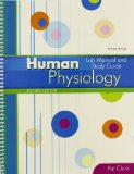 Human Physiology Lab Manual and Study Guide 2nd (Revised) edition cover