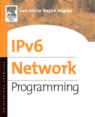 IPv6 Network Programming   2005 9781555583187 Front Cover