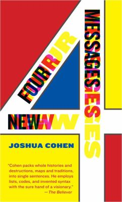 Four New Messages  N/A edition cover