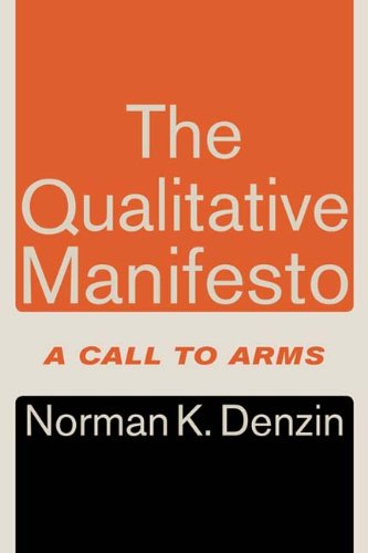 Qualitative Manifesto A Call to Arms  2010 edition cover