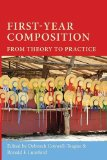 First-Year Composition From Theory to Practice  2014 edition cover