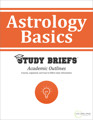 Astrology Basics  N/A 9781634262187 Front Cover