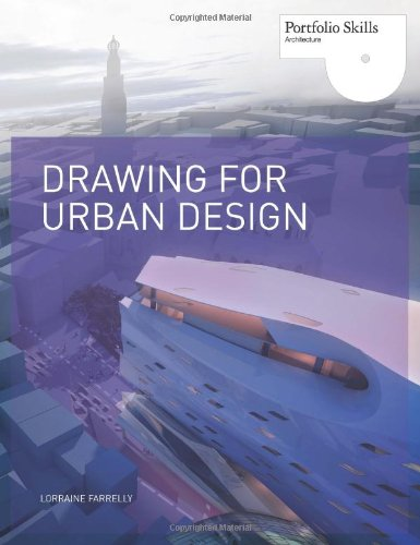 Drawing for Urban Design   2011 edition cover