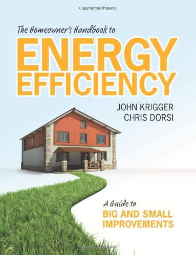 Homeowner's Handbook to Energy Efficiency   2008 edition cover