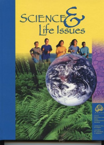 Science and Life Issues  2001 (Student Manual, Study Guide, etc.) edition cover