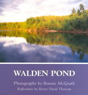 Walden Pond   2001 edition cover