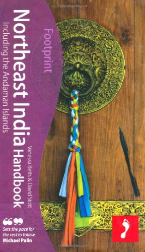 Travel Guide to Northeast India  2nd 2010 edition cover