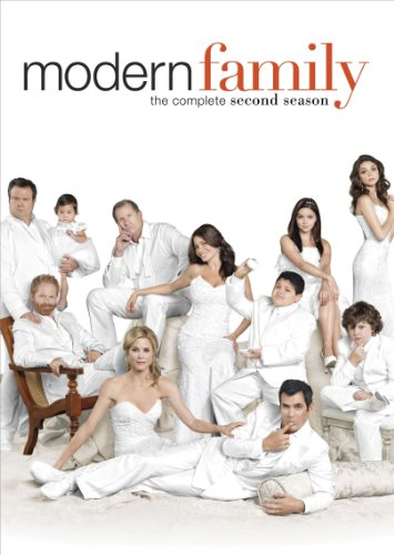Modern Family: Season 2 System.Collections.Generic.List`1[System.String] artwork