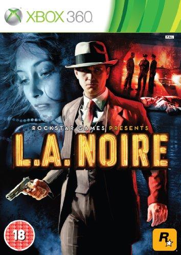 L.a. Noire (bbfc) /x360 Xbox 360 artwork