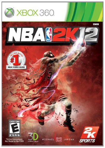 NBA 2K12 (Covers May Vary) Xbox 360 artwork