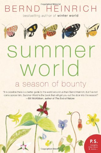 Summer World A Season of Bounty N/A 9780060742188 Front Cover