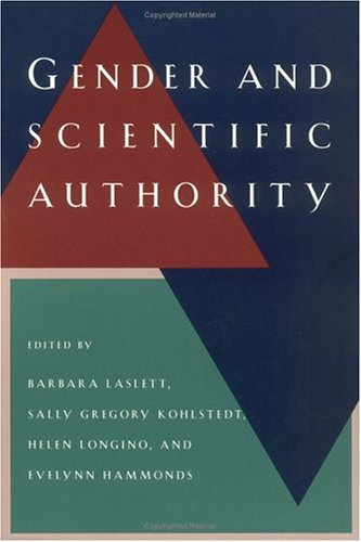 Gender and Scientific Authority   1996 edition cover