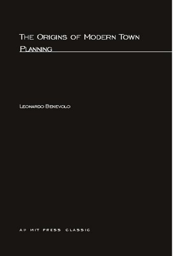 Origins of Modern Town Planning  N/A edition cover